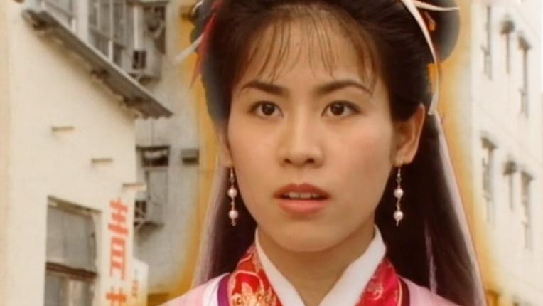 钟嘉欣不是最仙, 梁小冰唐宁仙气满满 TVB女星们神仙扮相有多美