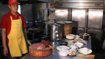 福建沙县小吃: 扁肉米粉制作方法
