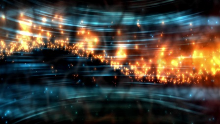 led大屏幕舞台演出动态背景素材