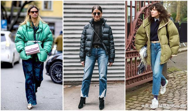冬季必备短款羽绒服, 保暖显腿长, 这样搭配才是秋冬正确打开方式