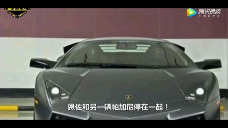 左边王思聪的车,右边成龙的车,这里的宾利豪车都不起眼了