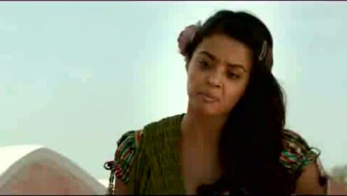 [杨晃]印度宝莱坞性感女星KanikaKapoor性感低黑丝图活力超短裙高跟胸图片
