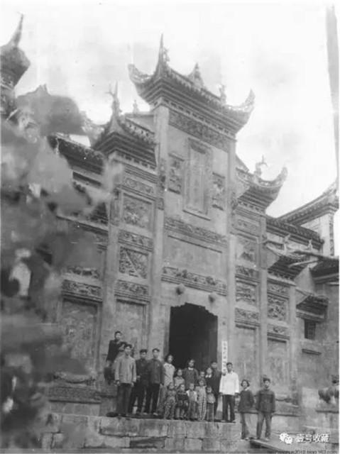 消逝在历史中的中国古建筑