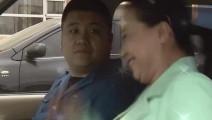 呆萌女子参加驾校考试,教练无奈又崩溃,露出哈士奇标准表情!