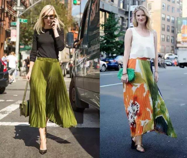 今夏仙气十足的纱裙才是主流, 因为显瘦 35