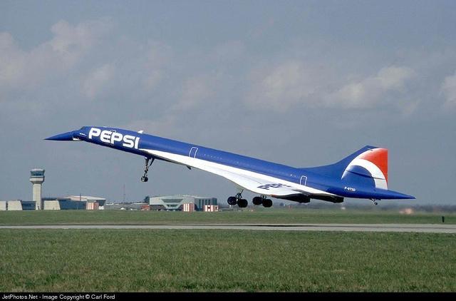 """""""出发就到达""""曾经有一款民航客机巡航速度高达2448千米/小时"""