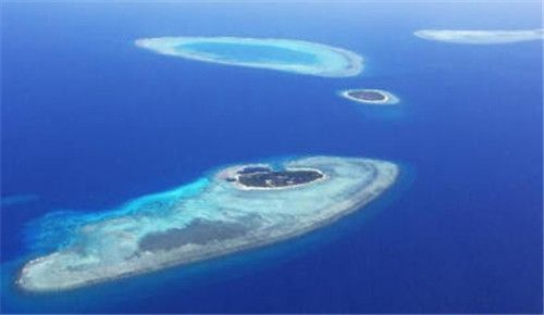 我国从近几年启动了填海造岛的战略举动