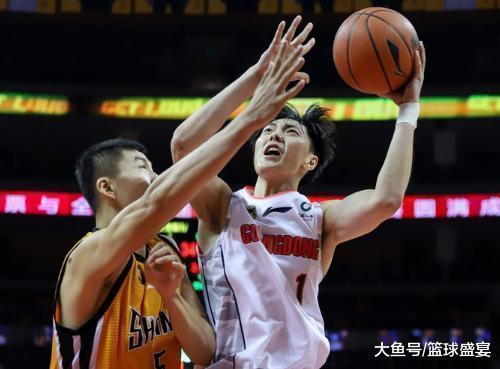 常规赛最后8轮, 广东男篮为季后赛秣马厉兵, 杜锋需全力激活3将!(图3)