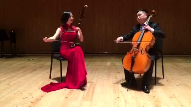 大提琴独奏 梁祝