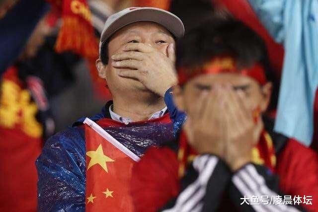 从2001年到2019年, 国足为何下滑这么严重, 连世界杯都进不了?