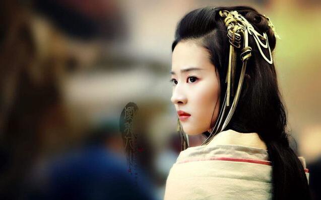 80后古装美女明星, 刘亦菲刘诗诗张馨予, 谁第一?
