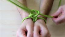 90秒教你10种超实用的绳结打法