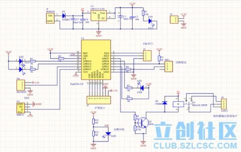 电路 电路图 电子 原理图 480_303