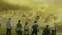 金刚骷颅岛骸骨片段,这是什么史前巨兽?