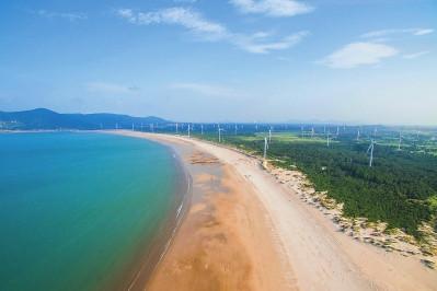 综合实验区成立以来,平潭高度重视生态建设,以建设平潭国际旅游岛和