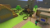 我的世界穿越火线泰坦会不会被蟒蛇吃掉
