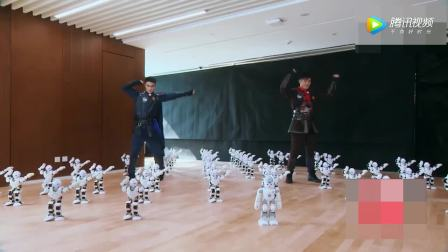 陈赫贾玲热力斗舞 你俩跳的是广播体操吗?