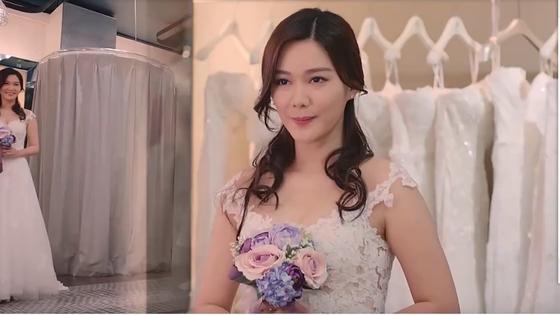 法证先锋4:大结局几位女主婚纱造型,谁最叫你心动呢