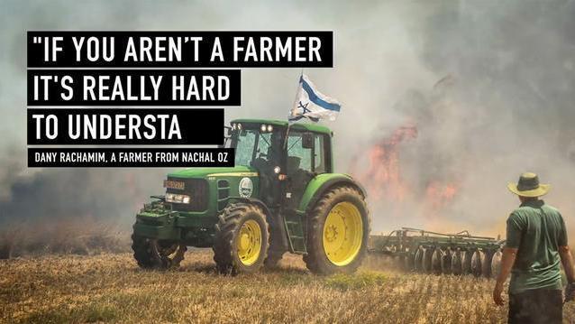 哈马斯许诺不再对以色列麦田放火, 燃料重新运进加沙 民众不满,