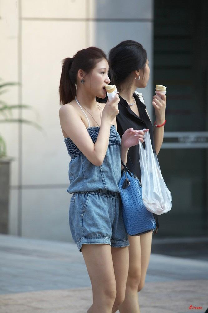 街头时尚最新榜单: 短裤回头率拔得头筹! 6