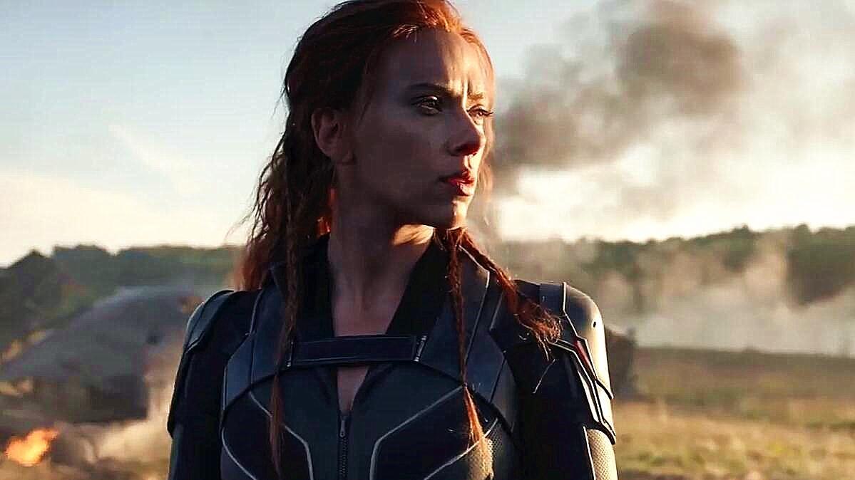 漫威經典姿勢, 鋼鐵俠用完蜘蛛俠用, 現在寡姐也來一遍