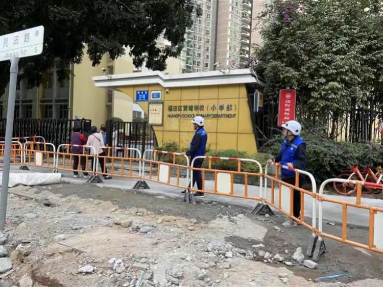 深圳福田回应中心区道路开挖问题: 完成90%铺装, 年底基本完工