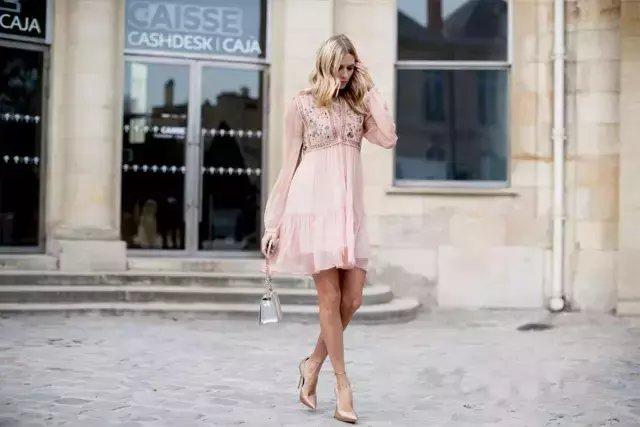 今夏仙气十足的纱裙才是主流, 因为显瘦 21