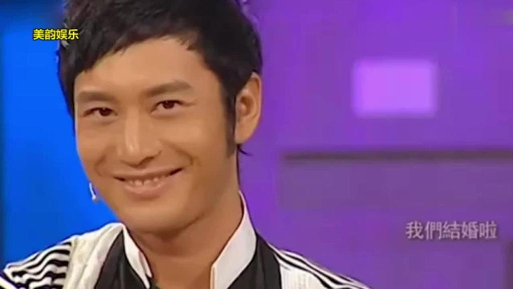 杨颖为何嫁给黄晓明,看了晓明十年前的视频你就理解了