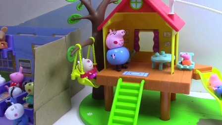 小猪佩奇喜欢吃鸡蛋,粉红猪