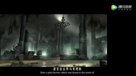 盗墓笔记鬼吹灯寻龙诀都是骗人的?古墓中杀人利器原来是长明灯?