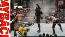 WWE 看看当年的送葬者谁能挡他?