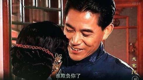 这部剧虽然被禁了10年,但他依然是中国顶级的演员