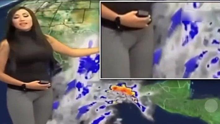 0观看侃货天气01:19墨西哥视频女主播穿紧身裤,三角部位激突!翘中年美女臀图片