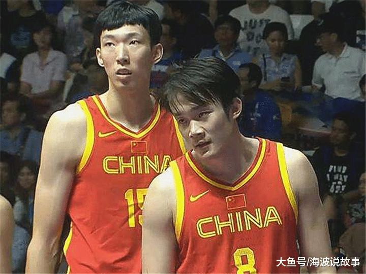昔日中国男篮未来新星之一, 能力非常全面, 如今已在NBA打球