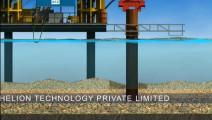 你可知海上逆天工程水下部分是如何建造的吗?