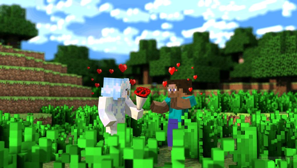 【可爱花】(我的世界RPG解密)99朵玫瑰花 完结 鹿儿的答案。