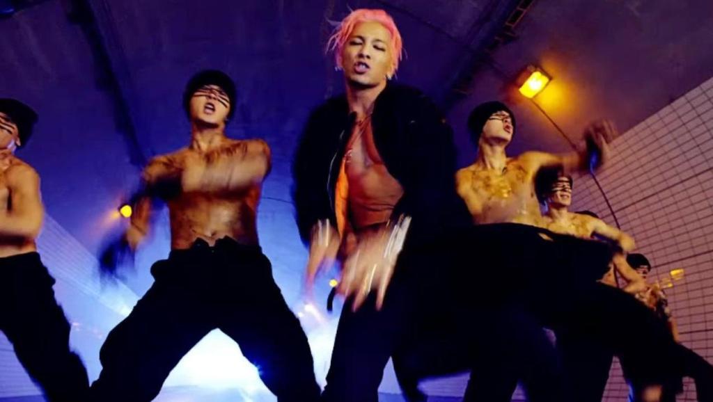 BIGBANG韩国最新舞曲