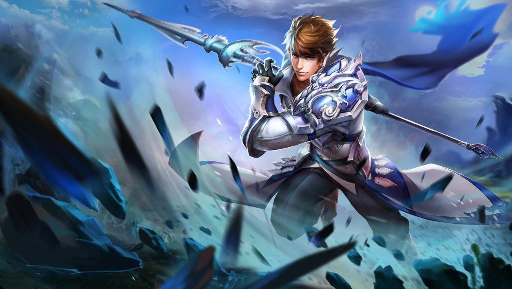 王者荣耀: 识武器辩英雄,第一张新手都猜不出?