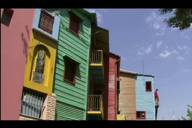 阿根廷探戈--轻音乐