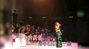 我是不是你最深爱的人&潇洒走一回--叶倩文2012演唱会图片