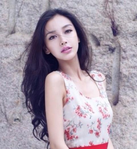 杨颖最好看最可爱的照片