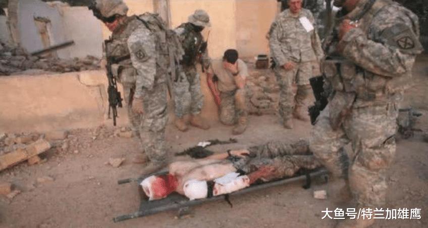 10万美军阵亡, 遗体无处安葬, 上将直言: 美国将被拖垮(图1)
