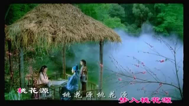 陈思思 梦入桃花源 06年央视春节歌舞晚会图片