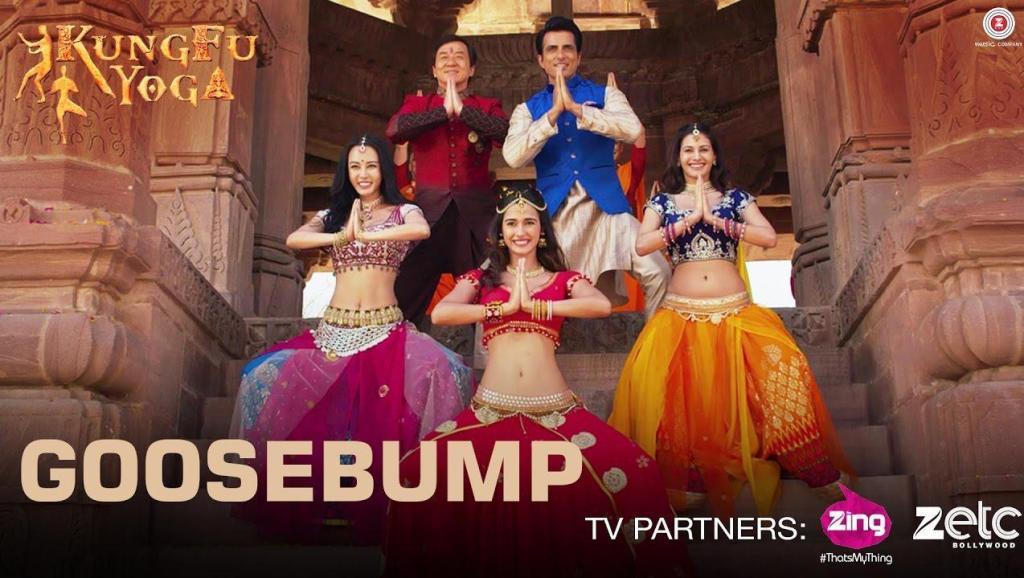 印度歌舞MTV欣赏: 功夫瑜伽_Kung_Fu_Yoga_Jackie_Chan