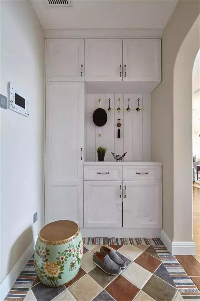 这样设计玄关和鞋柜, 又美又实用!