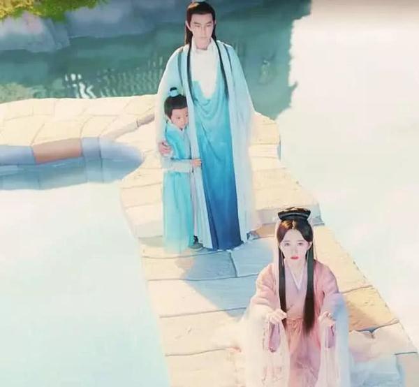 """素贞遭心魔设计, 陷入幻境, 文曲星""""霸气""""救母 新白娘子传奇:"""