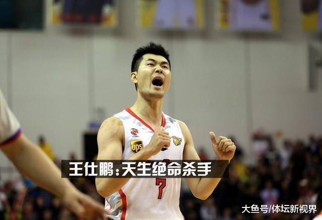 广东宏远队史上最强五虎, 李春江, 杜锋落选, 现役只1人入选! 球迷们认同吗?(图2)