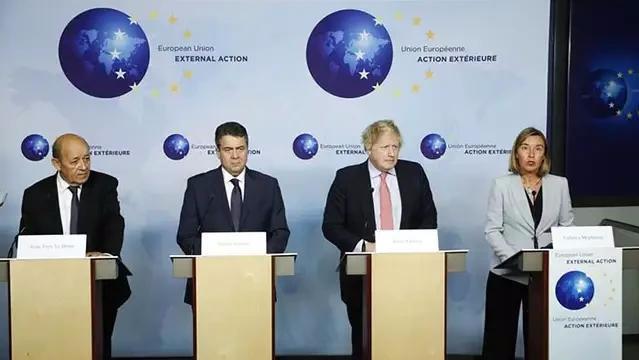 """欧洲三国与伊朗的""""贸易往来结算工具""""正式启用, 美国""""极限施压""""政策是不是破产了"""