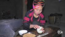 农村过节都少不了的乡味,这白嫩嫩的小吃,比肉都香