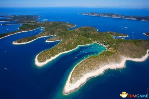《绝地求生: 大逃杀》新地图猜想: 地中海海岛风情
